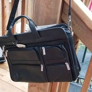 Bill Blass Leather Bag